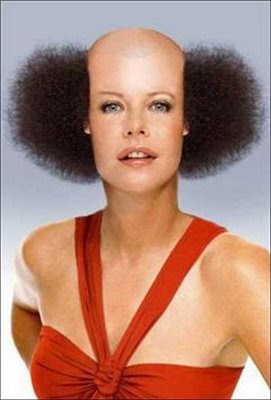 funny pictures funny women hairstyles