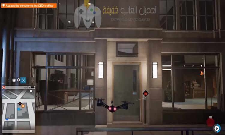 تحميل لعبة واتش دوقز Watch Dogs 2 للكمبيوتر