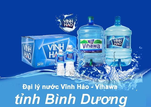Đại lý nước Vĩnh Hảo- Vihawa ở tại tỉnh Bình Dương- DAI LY NUOC VINH HAO BINH DUONG