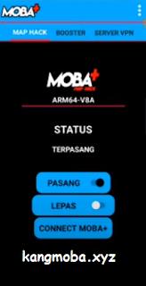 APK MOD Moba+ Radar Maphack Mobile Legends