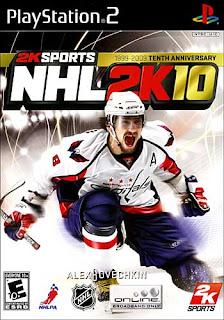 NHL 2k10 (PS2) 2010