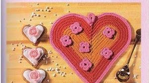 8 patrones de corazones para enamorar