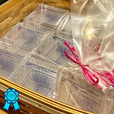 Stitch Starter Ruler ©Copyright 2021 Belinda Karls-Nace/Blue Ribbon Designs, LLC http://www.blueribbondesigns.blogspot.com