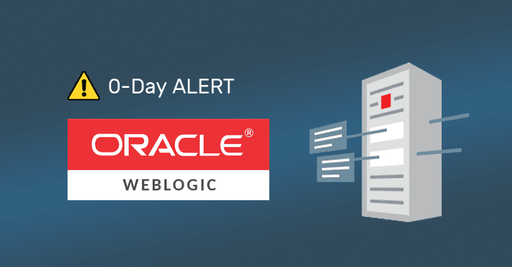 oracle weblogic server vulnerability