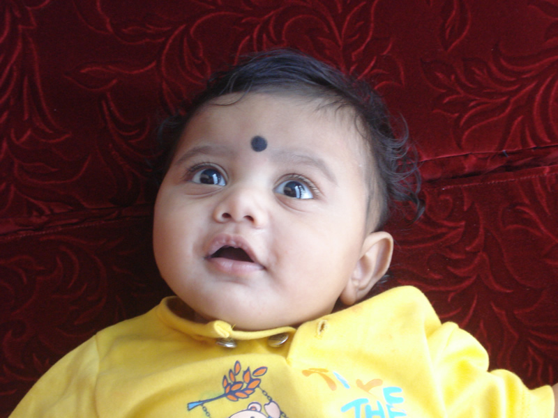 Indian Baby Nude