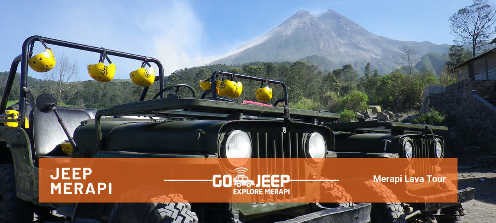 harga paket sewa jeep willys gunung merapi lava tour jogja