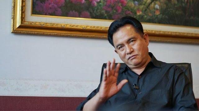 Yusril Tolak Bantu Habib Rizieq: Saya Sudah 'Murtad' Gara-gara Dukung Pak Jokowi