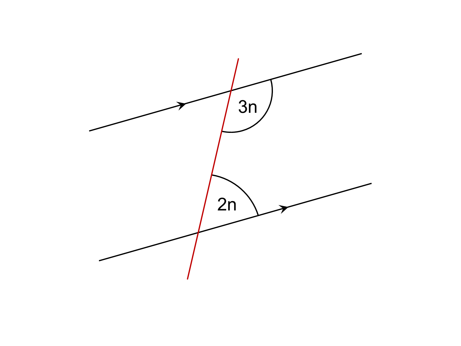 Median Don Steward Mathematics Teaching Parallel Line Angles