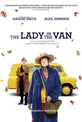 The Lady in the Van (2015) คุณป้ารถแวน  [พากย์ไทย+ซับไทย]