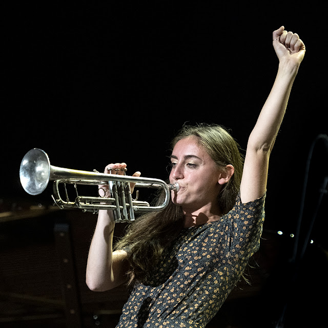 Alba Careta, Teatro Victoria Eugenia, Donostia, 25-jul-2021