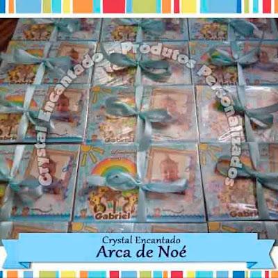 Foto Lembrança Imantada - Arca de Noé