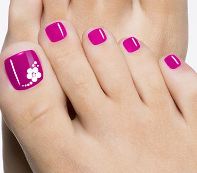 Kết quả hình ảnh cho Nail paint feet