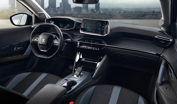 Peugeot 2008 2020 Interior