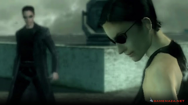 The Matrix Path of Neo Gameplay Screenshot 1