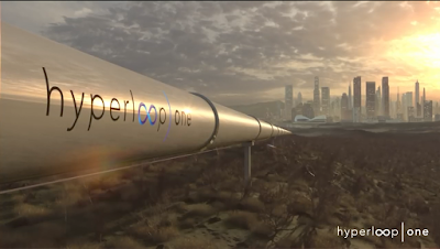 Mumbai-Pune Hyperloop Virgin Hyperloop One