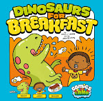 Dinosaurs For Breakfast!