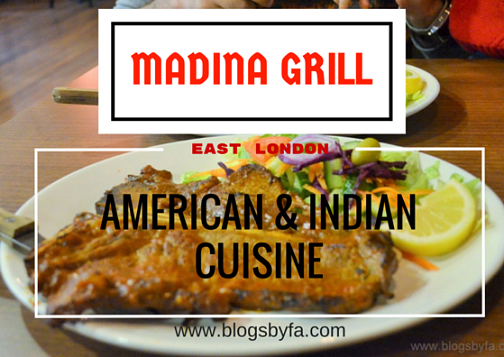 madina grill cannon street london halal american indian cuisine