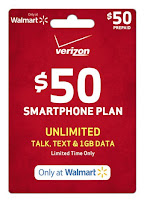 Updated Verizon Prepaid Adds 1 GB Smartphone Plan and