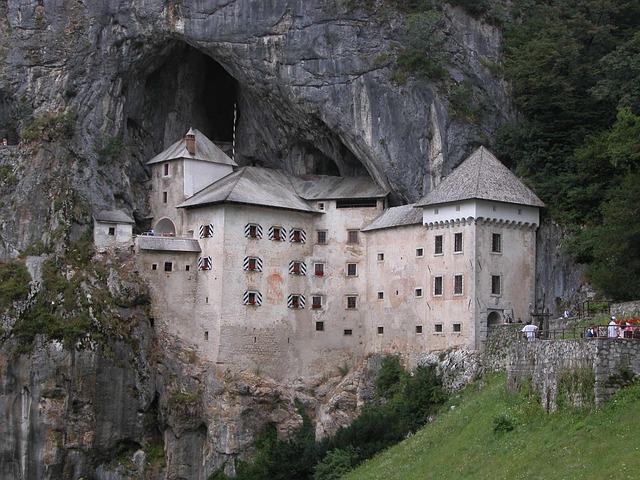 castle Predjama