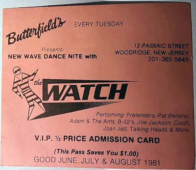 Butterfield's in Woodridge, New Jersey