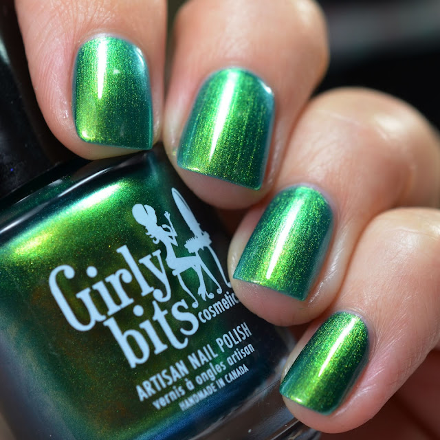 Girly Bits Put That Thing Back Where It Came From swatch