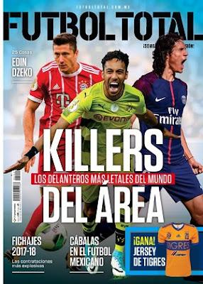 Revista Futbol Total México Septiembre 2017
