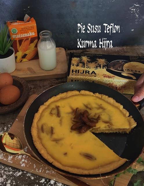 Pie susu Teflon Kurma Hijra