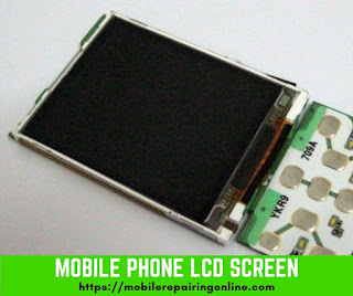 keypad mobile lcd Liquid Crystal Display called monochrome display one certain color