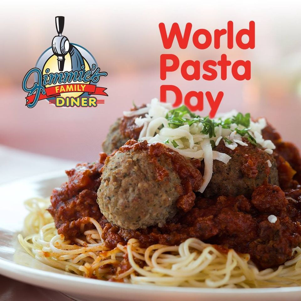 World Pasta Day Wishes Awesome Picture