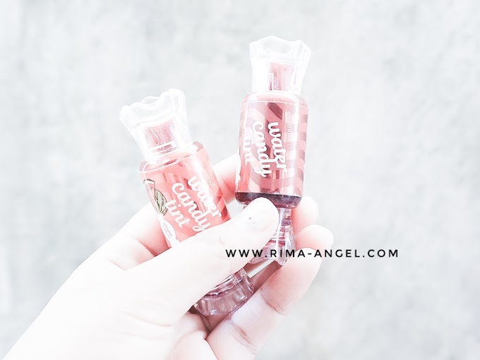 Review The Saem Saemmul Water Candy Tint - Cherry & Watermelon