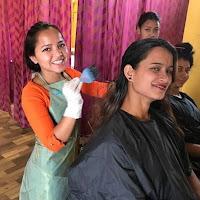 Duke and Duchess of Sussex support women's empowerment in Nepal