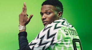 Wizkid Announces Two Albums For 2019