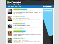 Download Template Brosense High CTR Blogger