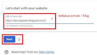 Cara Menambahkan Sites / Blog baru di Adsense untuk di Monetize