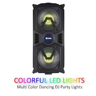 Top 5 Best Zook Party Bluetooth speakers under 2000-4000 in2020