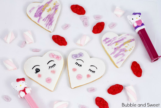 Hello Sweetie cutie patootie treats for Valentines Day