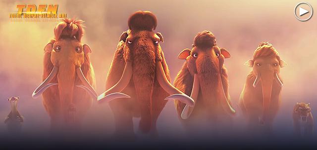 Trailer nou pentru animaţia Ice Age 5: Collision Course