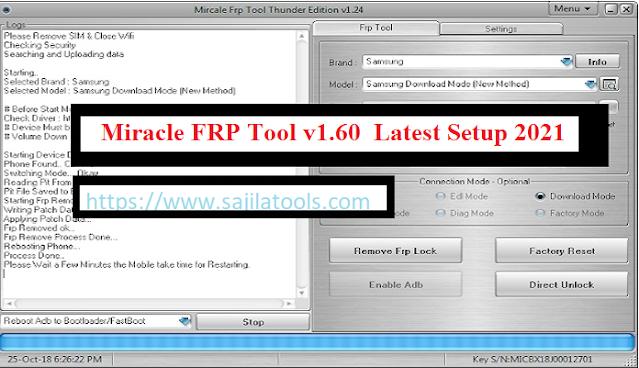 Miracle FRP Tool v1.60  Latest Setup 2021