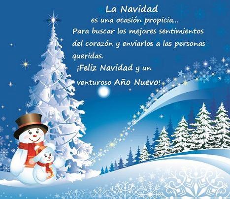 feliz navidad y prospero año nuevo 2018