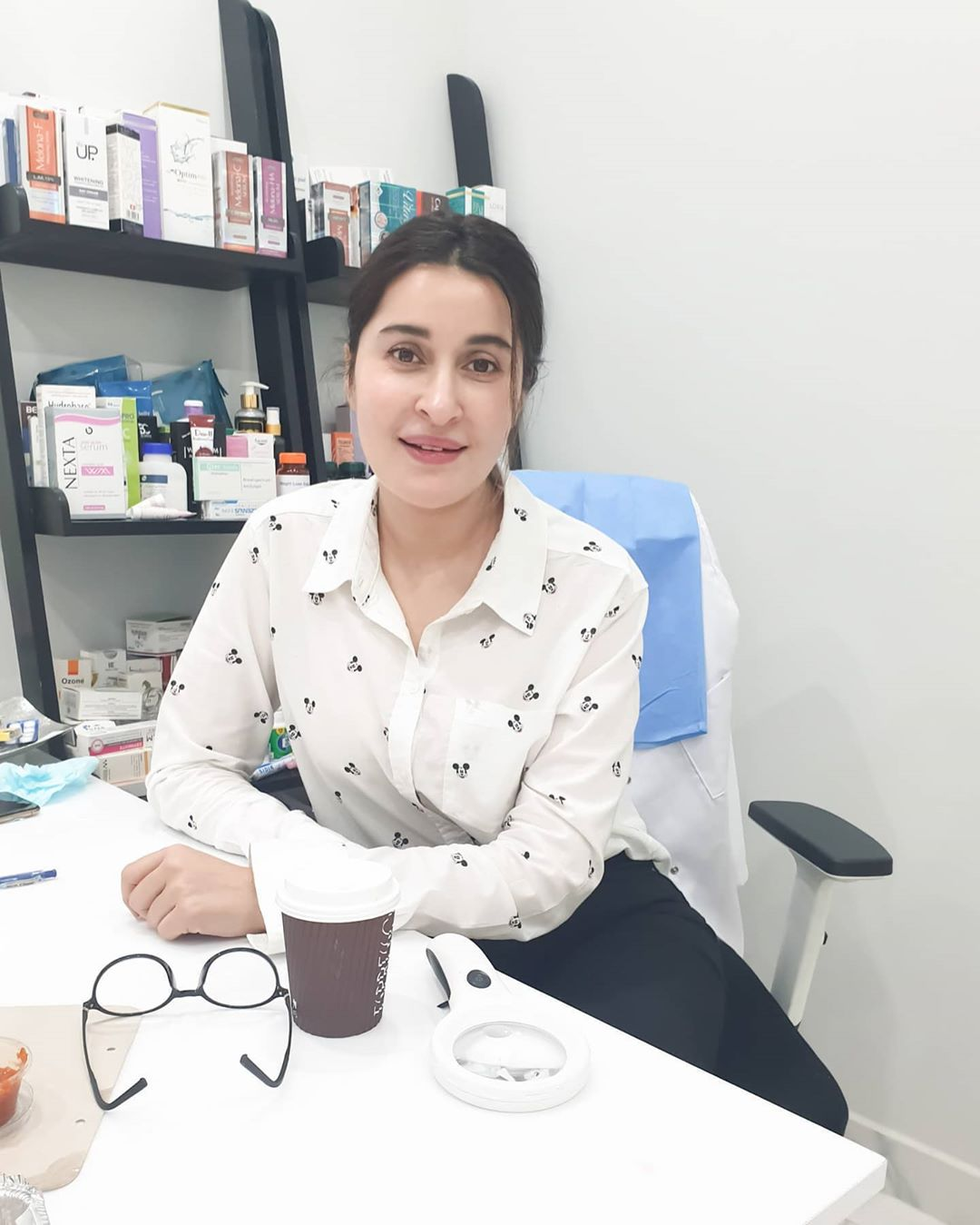 Pictures of Shaista Lodhi with her Son Shafay