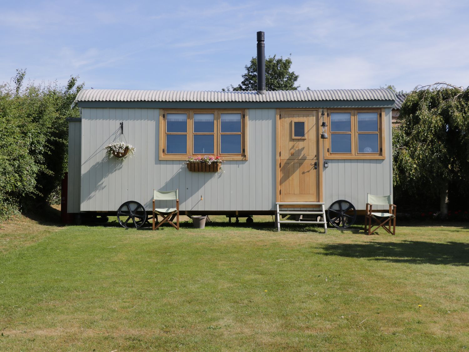 20 Lodges with Hot Tubs within a 90 minute drive of York  - The Brae
