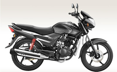 Hero Achiever 150 side look image