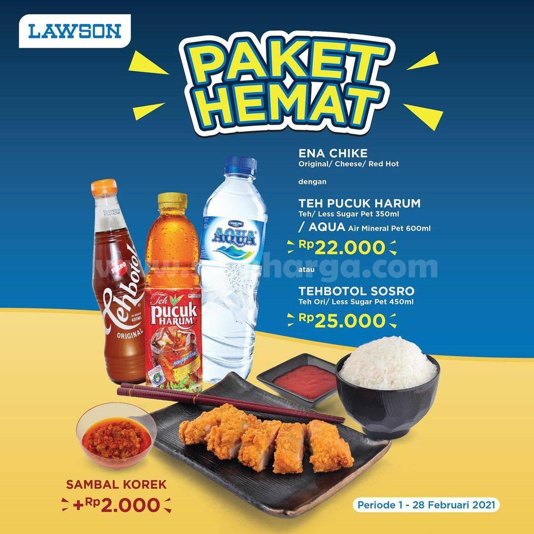 LAWSON Promo PAKET HEMAT harga mulai Rp 22 ribuan