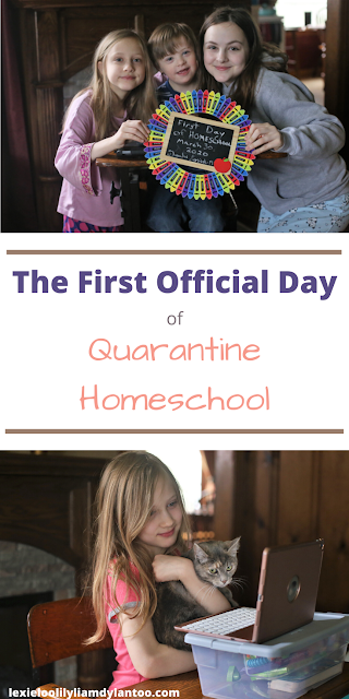 Social Distancing and Homeschooling