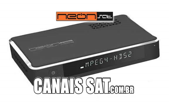 Neonsat Ultimate Titanium HD Nova Atualização UT40 - 09/04/2020