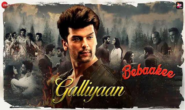 Galiyaan Lyrics