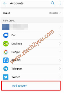 طريقة-ربط -اكثر-حساب-جوجل-google-account-علي-الاندرويد-android