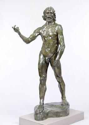 Saint John The Baptist, Auguste Rodin, 1879-1880, Victoria & Albert Museum, London