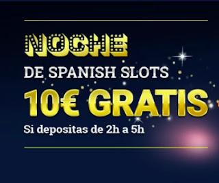 Todoslots 10 euros gratis noche slots 16-2-2021