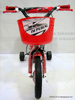 12 Inch Imperian R300 Kids Bike